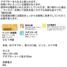 画像2: 【送料無料】wg-2521エアーディスプレイNEWサンタクロース (2)