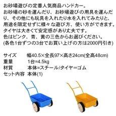 画像2: 【送料無料】ニューハンドカー (2)