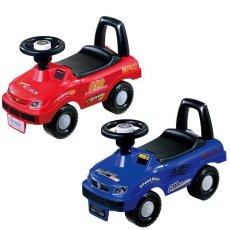 画像1: キッズカー 足蹴り乗用玩具 4輪 コンビカー 保育園 幼稚園 遊具 (1)