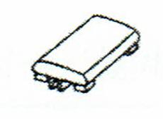 画像1: 巧技台バラ売り 新型頭部 送料無料 (1)