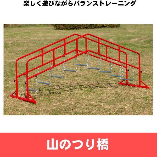 画像1: 山のつり橋 (1)
